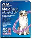 Nexgard Spectra for 15.1-30kg Dog 6pk $61.59 Delivered @ Amazon AU