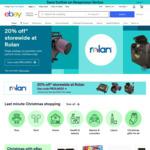 $30 (+ Targeted $50) eBay Gift Card  for Renewing eBay Plus Membership $48.99 @ eBay