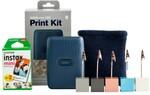 Instax Mini Link Printer Kit (Denim Blue) with 20x Films + Accessories $99 at Big W