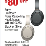 Sony WH-1000XM3 $243.99 @ Costco (Membership Required)