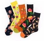 5pk Men Designer Funky Socks US$4.85 (~A$6.38) + US$5.99 (~A$7.88) Delivery ($0 with US$25 / A$32.90 Spend) @ Beltbuy