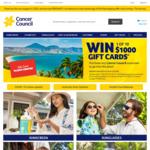 Free Shipping @ Cancer Council Australia