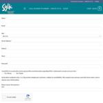 Free Sample: Sylk Personal Lubricant 3.5g @ Sylk