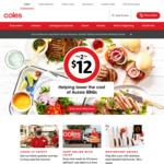 Coles flybuys Collect 10,000 Total flybuys Points with $30 x 3 Weeks Spend