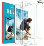 2x iPhone Tempered Glass Screen Protector Guards (12/Pro/Max, 11, X/R, 8, 7, 6/Plus, 5, SE) $5.80 Delivered @ Abimports eBay