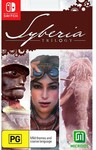 [Switch/PS4/XB1] Limited Stock of Various Games (eg Syberia Trilogy, Sayonara Wild Hearts, Anthem) $0.01ea (in Store) @ EB Games