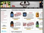 Pre Workout Supplements APS Mesomorph RRP $79.99 only $46. Free Shipping with Tracking
