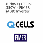 [QLD] 6.3kW Premium System Q Cells Q Maxx and 5kW FIMER (ABB) Made in Italy Inverter Fully Installed for $5480 @Reliance Solar