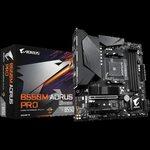 Gigabyte B550M-Aorus-Pro Rev 1.0 mATX Motherboard $119 (½ Price) + Delivery @ Rosman Computers