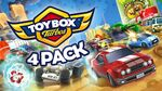 [PC] Steam - Toybox Turbos 4 Pack - $1.39 (was $64.95) - Fanatical