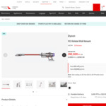 Dyson V11 Outsize Stick Vacuum $1092.50 + 2000 Qantas Points + $12 Delivery @ Qantas Store