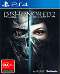 [PS4] Dishonored 2 $1.95/Fallout 4 $1.95/Wargroove Deluxe Edition $4.95 - EB Games