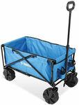 Tahwalhi Rugged Beach Cart$74.99(was$159.99) Delivered @ Rebel