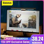[eBay Plus] 15% off Baseus LED ScreenBar Monitor Lamp Hanging Light $38.24 Delivered @ baseus_officialstore_au via eBay