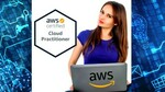 AWS Cert Cloud Practitioner & Architect Solutions Practice Exam $0 @ Udemy, Training Notes £0.99 (~A$1.79) @ Amazon UK