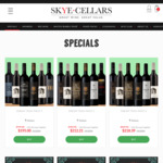 Penna Lane Cabernet at $9.94/Bottle ($119.28/Dozen) (Delivered) @ Skye Cellars (Excludes NT & Tasmania)