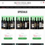 Cabernet at $9.94/Bottle ($119.28/Dozen) (Delivered) @ Skye Cellars (Excludes NT & Tasmania)