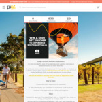 Win a $500 SA Tourism Voucher from Experience OZ