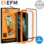 EFM Screen Protector for Galaxy S10 5G, S8, S9 Plus, Note10 | iPhone 11 Pro, XS Max, XR $6.95 Delivered @ Zuslab eBay