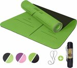 Yoga Mat $24.95 + Delivery ($0 with Prime/ $39 Spend) @ ShapeEx via Amazon AU