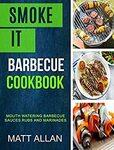 [eBook] Free - Smoke it: Barbecue Cookbook/Keto Chaffle Cookbook/Gluten Free - Amazon AU/US