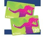 YAAAAWNNNNNN! Myer Have 2x $20 iTunes Cards for $30