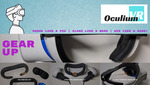 15% off Quest 2 Accessories - VR Adventure Kit $34, Extra Comfort Headstrap $55.25, Seismic Grips $25.50, Delivered @ Oculium VR