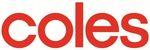 Coles ½ Price: Roll'd Sauce 375mL $3, KB's Fish Goujons or Battered Bites 1kg $12.50, Don Sliced Meats 250g $3.20 +More
