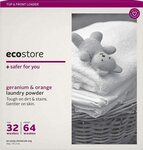 [Back Order] Ecostore Geranium and Orange Laundry Powder, 1kg $6.29 + Delivery ($0 with Prime/ $39 Spend) @ Amazon AU