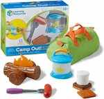 Learning Resources New Sprouts Camp out Toy $8.20 (RRP $41) + Delivery ($0 with Prime/ $39 Spend) @ Amazon AU