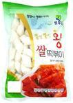 Chungwoorim Korean Rice Cake (Ttoekbokki) 400g - $0.99 (was $3.79) + $10 Delivery @ Happy Mart