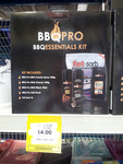 BBQ Pro - 5 Piece Essentials Kit - $4 - [OfficeWorks]