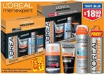 L'Oreal Men Expert Hydra Energetic/Vita Lift Packs - $18.69 from Chemist Warehouse