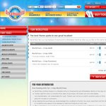 Dreamworld & Whitewater World - Adults at Kids Prices!