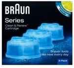 Braun Clean & Renew 3 Pack. $20.61+S&H Buying Multiple Saves More $$