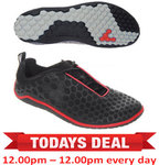 VivoBarefoot Evo Mesh VB220001MBLK Only £29.95 and 10% Code NYSAVE10 + FREE SOCKS