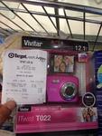 Vivitar 12.1MP $4.83 Camera @TARGET