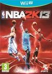 NBA 2K13 for Wii U $21.55 Delivered from Zavvi