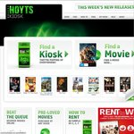 Hoyts (Oovie) September Free Wednesday Promo Code! ‏