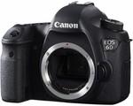 Canon EOS 6D (Body Only) - $1990.25 - Harvey Norman