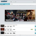 MIDWEEK SALE on fast2play.com! Injustice - AU $14.10; Rome 2 - AU $22.61; Witcher 3 - AU $40.71