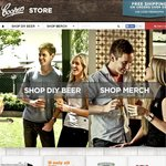 Coopers Home Brew - Free Shipping on $50+ Orders