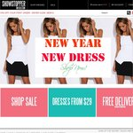 Get 15% off Your First Order @ Show Stopper Dresses