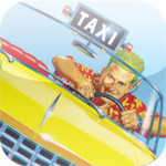 Sega Crazy Taxi iOS Game for iPhone and iPad Now FREE !