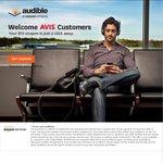 Free $10 Audible Audiobook Credit