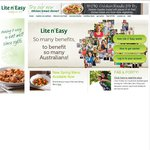 Lite N' Easy - Save 15% on Your Next Delivery
