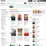4 $0 Kindle Books, Free eBooks across Multiple Genres