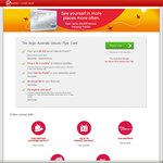 Virgin Australia Velocity Flyer Visa $0 Annual Fee 1st Yr + up to 25,000 Bonus Velocity Points