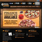 Free Kids Pizza with Purchase of a Large Pizza from Pizza Capers
