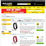 Fitbit Flex Wireless Activity & Sleep Tracker $80 with Click and Collect @ Dick Smith